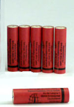 <b>NEW</b> C6-0 Six Pack<br />18mm Rocket Booster Motor